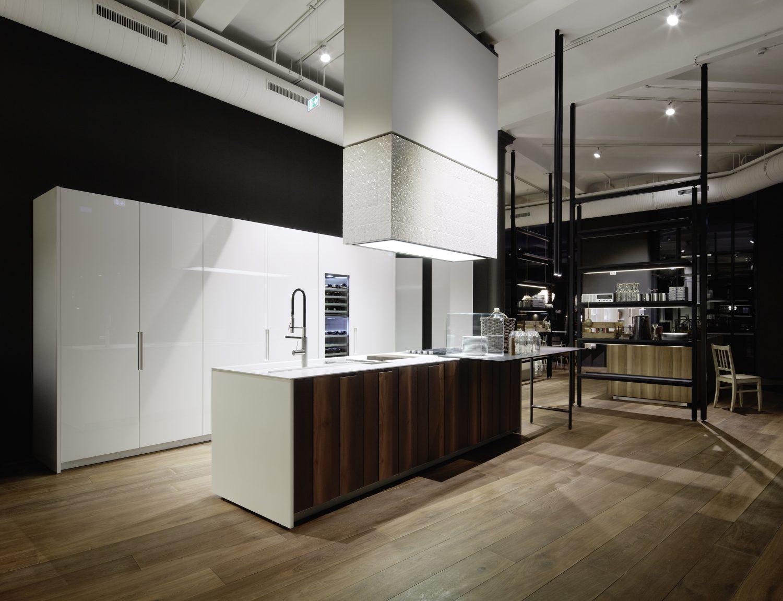 Boffi Küchen showroom boffi studio hamburg